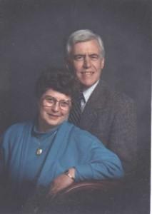 Paul and Edith Newman